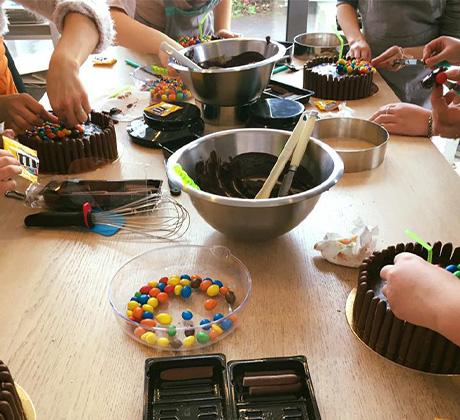 Ateliers culinaires parents/ados près de Liévin
