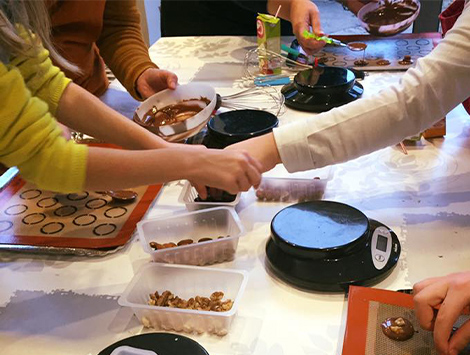 Ateliers de pâtisserie pour les enfants et les parents à Bully-les-mines