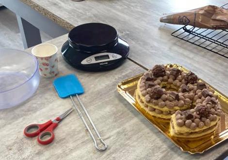 Ateliers culinaires et patisserie pour anniversaire enfant à Bully-les-mines