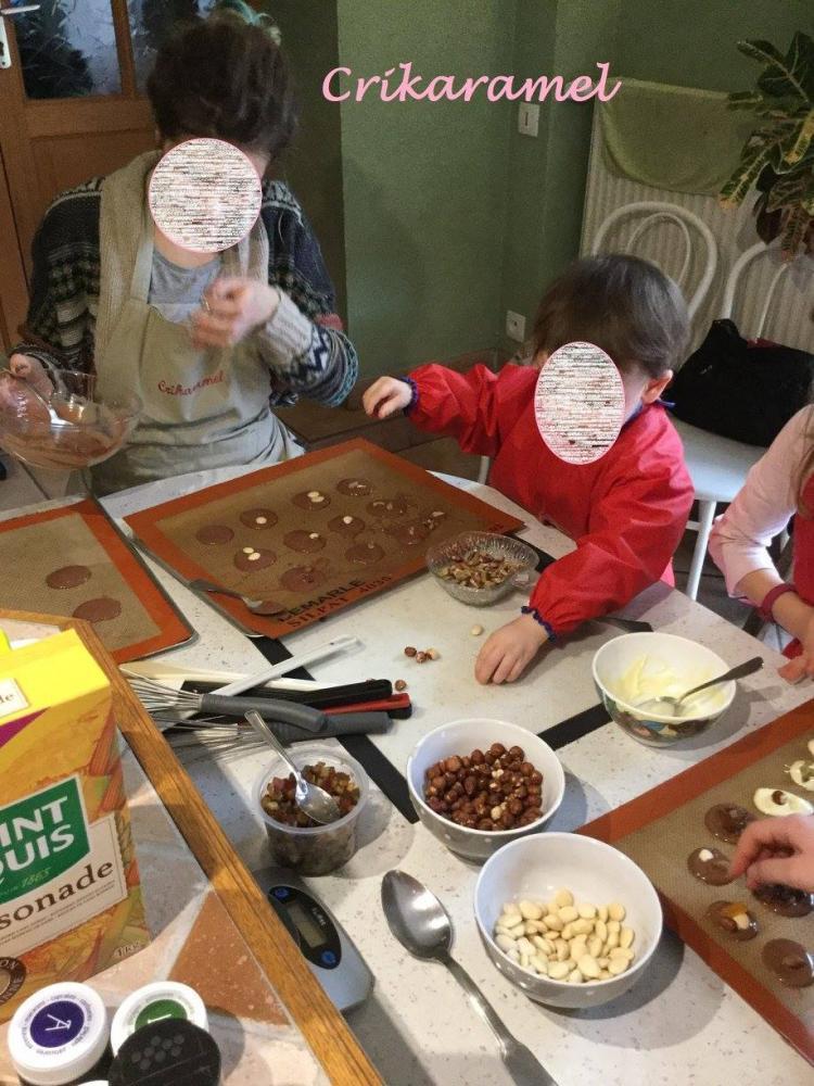Atelier de pâtisserie Liévin